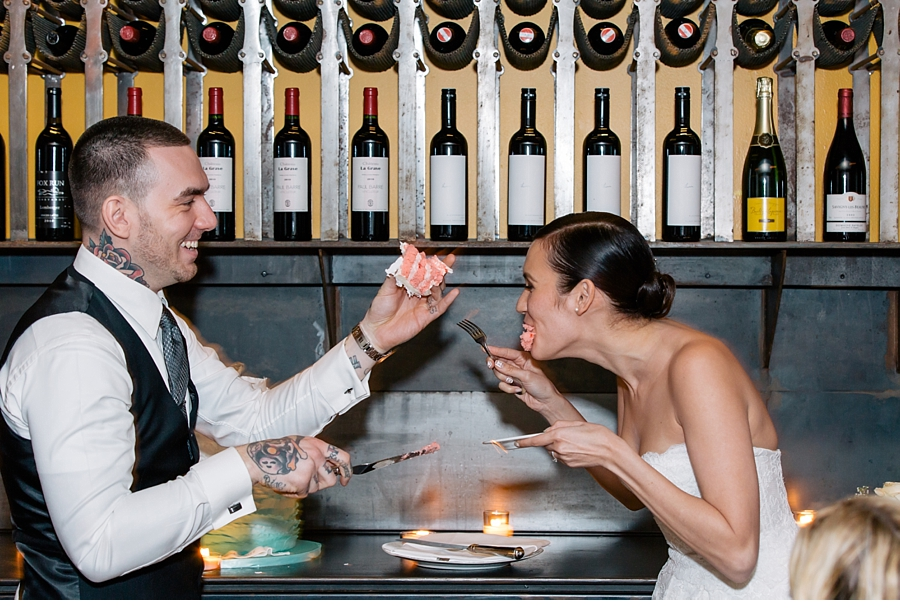 NYC Intimate Restaurant Wedding by Cassidy Parker Smith Photography_0339