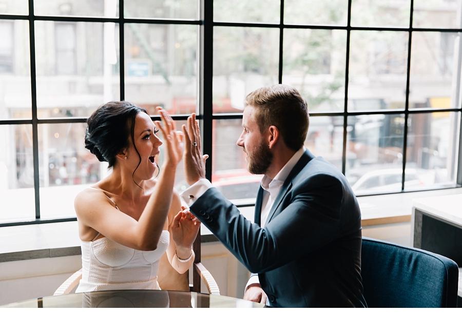 Stylish NYC Elopement Wedding Cassidy Parker Smith_0051